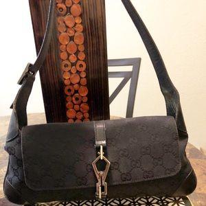 💯%Authentic Gucci Monogram Bag Serial#90667000926
